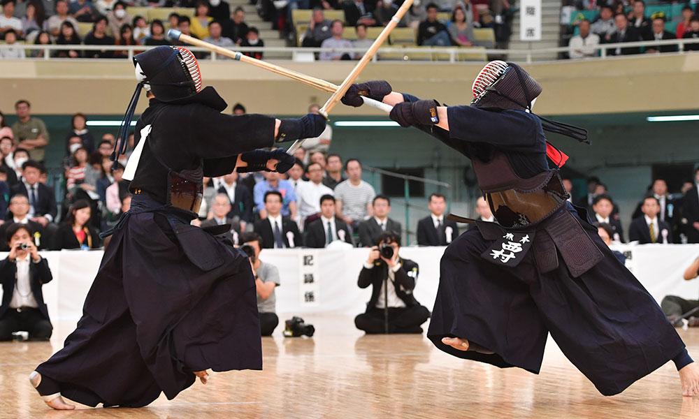 西村選手2017年全日本選手権優勝戦